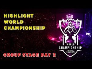 [All Highlight] World Championship 2016 – Group Stage Day 2 – YouTube