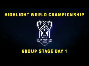 Highlight 2016 World Championship Group Stage Day 1 [All] – YouTube
